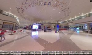 Dallas Airport VR Tour